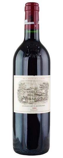 2004 Lafite-Rothschild Bordeaux Blend