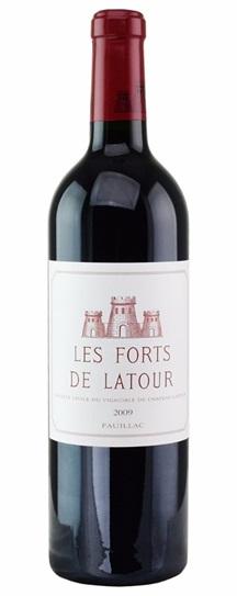2009 Forts de Latour, Les Bordeaux Blend