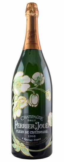 1995 Perrier Jouet Fleur de Champagne Brut