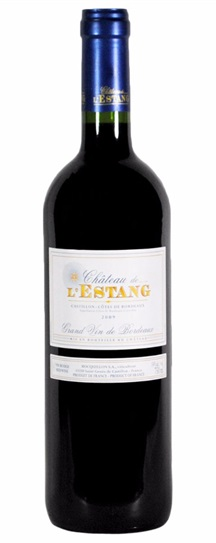 2009 Chateau de L'Estang Bordeaux Blend