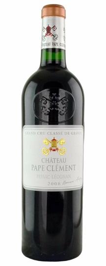 2008 Pape Clement Bordeaux Blend