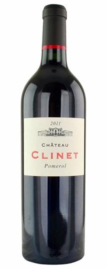 2011 Clinet Bordeaux Blend