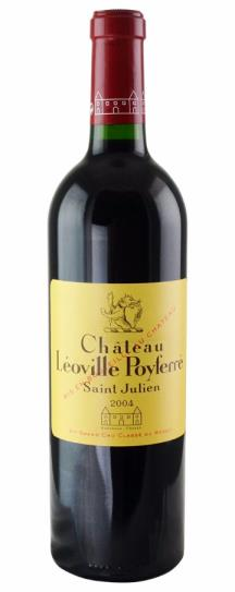 2005 Leoville-Poyferre Bordeaux Blend