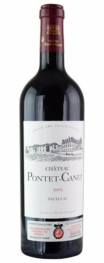 2006 Pontet-Canet Bordeaux Blend