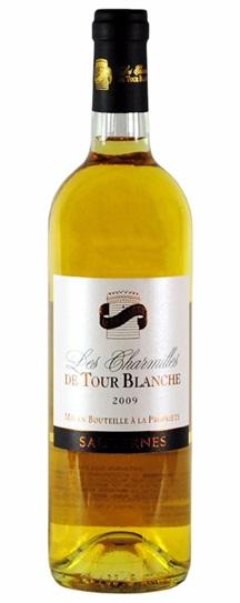 2009 Charmilles de Tour Blanche Sauternes Blend