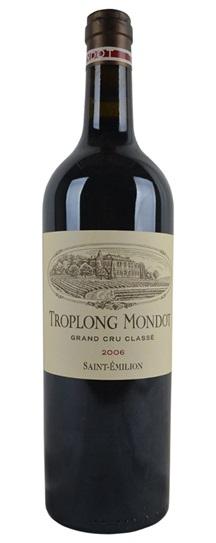 2006 Troplong-Mondot Bordeaux Blend