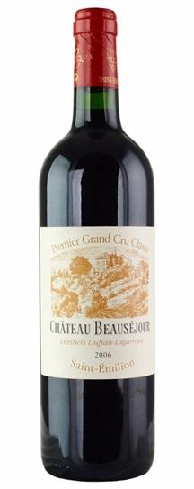 2006 Beausejour (Duffau Lagarrosse) Bordeaux Blend