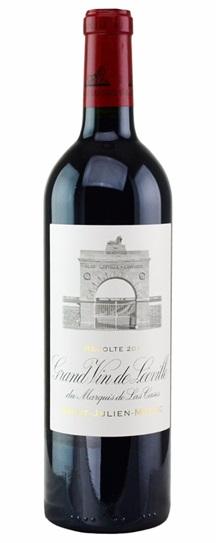 2011 Leoville-Las Cases Bordeaux Blend