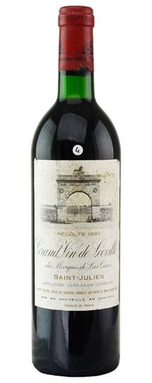 1986 Leoville-Las Cases Bordeaux Blend