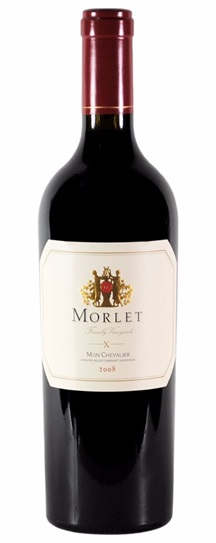 2008 Morlet Family Vineyards Cabernet Sauvignon Mon Chevalier