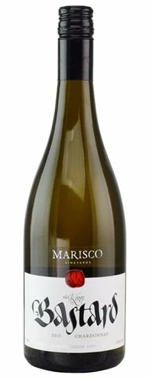 2011 Marisco Vineyards Chardonnay The King's Bastard