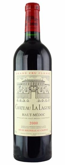 2000 Lagune, La Bordeaux Blend