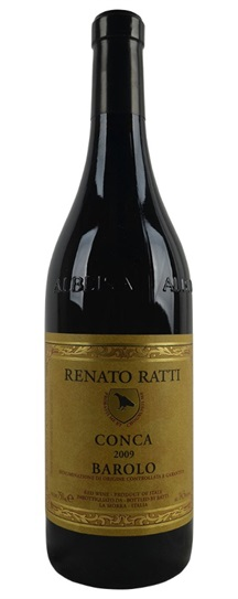2009 Ratti, Renato Barolo Conca