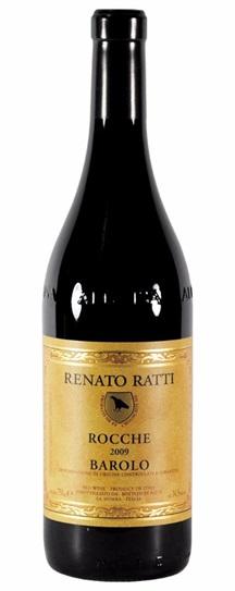 2009 Renato Ratti Barolo Rocche