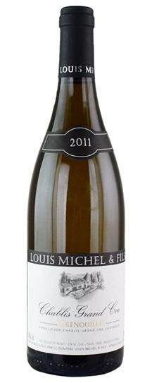 2011 Michel, Domaine Louis Chablis Grenouilles Grand Cru
