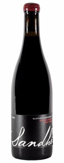 2011 Sandhi Sanford &  Benedict Pinot Noir