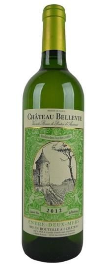2012 Bellevue Bordeaux Blanc