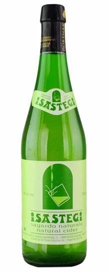 2012 Isastegi Sagardo Naturala Cider