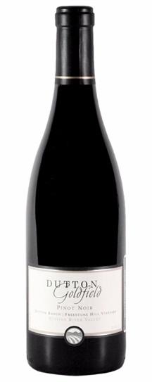 2011 Dutton-Goldfield Pinot Noir Freestone Hill Vineyard