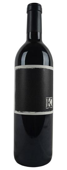 2010 K Vintners Merlot Stoneridge Vineyard