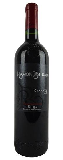 2008 Bilbao, Ramon Rioja  Reserva