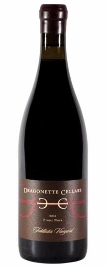 2011 Dragonette Cellars Fiddlestix Vineyard  Pinot Noir