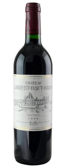 1996 Larrivet Haut Brion Bordeaux Blend