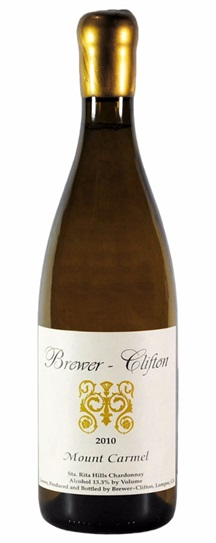 2009 Brewer-Clifton Chardonnay Mount Carmel Vineyard