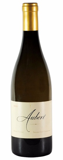 2007 Aubert Chardonnay Ritchie Vineyard