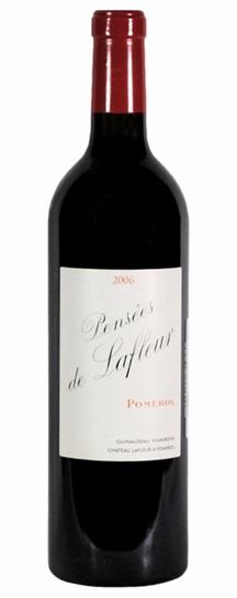 2005 Les Pensees de Lafleur Bordeaux Blend