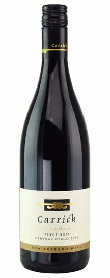 2009 Carrick Pinot Noir