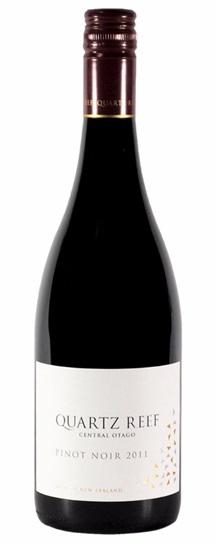 2008 Quartz Reef Pinot Noir