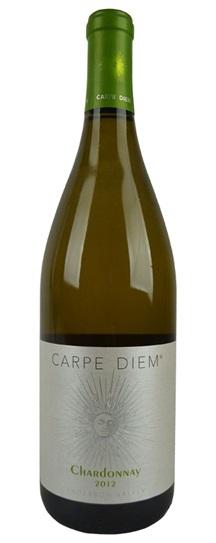 2012 Carpe Diem Chardonnay Firepeak Vineyard