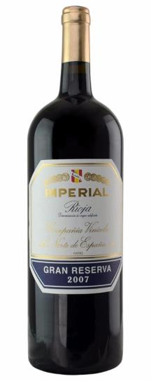 2007 Cune Rioja Imperial Gran Reserva