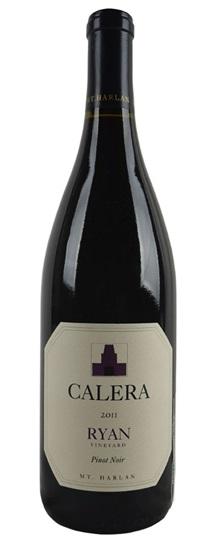 2011 Calera Pinot Noir Ryan Vineyard