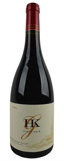 2011 Hop Kiln (HKG) Pinot Noir