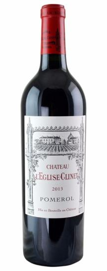 2013 L'Eglise Clinet Bordeaux Blend