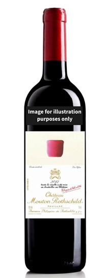 2013 Mouton-Rothschild Bordeaux Blend