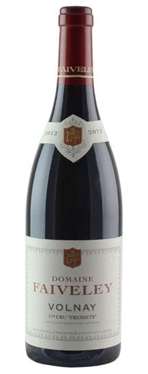 2012 Domaine Faiveley Volnay 1er Cru Fremiets