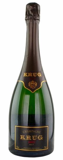 2003 Krug Brut Vintage