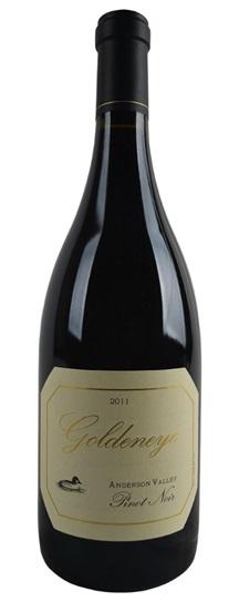 2011 Goldeneye (Duckhorn) Pinot Noir