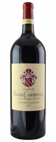 2013 Fleur Cardinale Bordeaux Blend