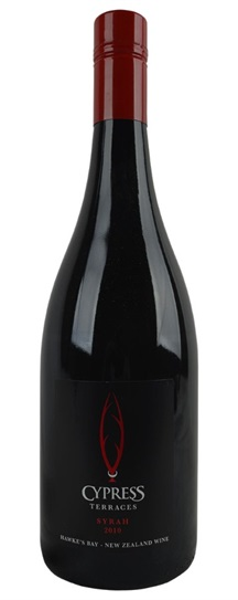 2010 Cypress Terraces Syrah