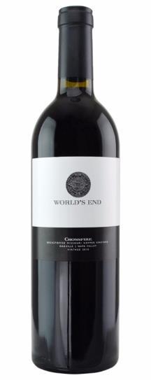 2010 World's End Crossfire Cabernet Sauvignon