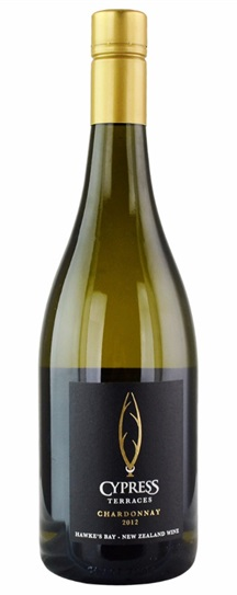 2012 Cypress Terraces Chardonnay