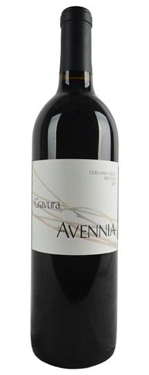 2011 Avennia Gravura Red Blend