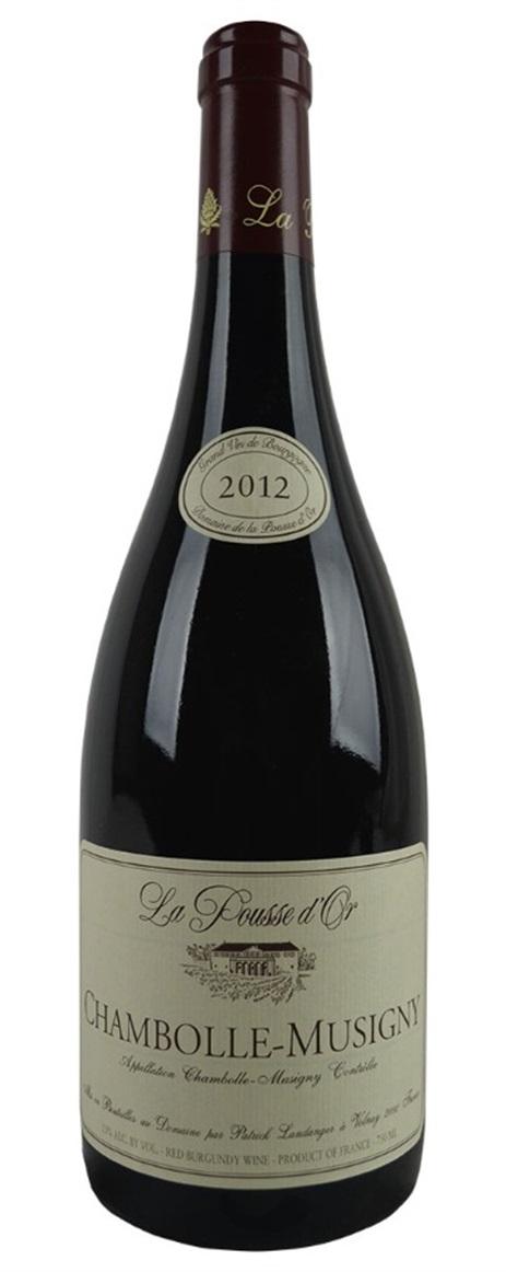 Buy 2012 pousse d 39 or domaine de la chambolle musigny for La fenetre a cote pinot noir 2012