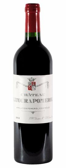 2012 Latour a Pomerol Bordeaux Blend
