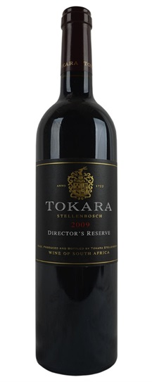 2008 Tokara Director's Reserve Red