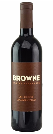 2011 Browne Family Browne Family Tribute Red